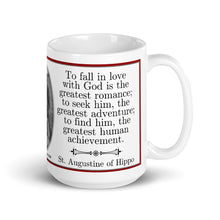 Load image into Gallery viewer, To Fall in Love With God -- St Augustine
