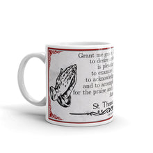 Load image into Gallery viewer, Grant Me Grace -- St. Thomas Aquinas
