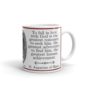 To Fall in Love With God -- St Augustine
