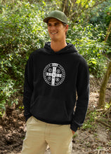 Load image into Gallery viewer, St. Benedict Medal Unisex Hoodie
