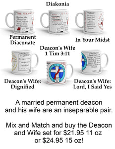 Deacon and Wife set