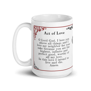 Actus Caritatis -- Act of Love/Charity