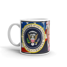 Load image into Gallery viewer, Donald Trump Presidential Mug