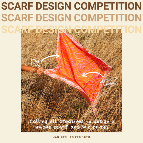 scarf design competition