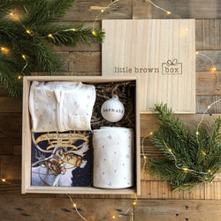 Baby's First Christmas Gift Box ( Limited Edition)
