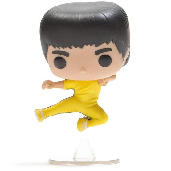 Bruce Lee (Jump Kick) Funko Pop Movies! - 2018 Fall Convention Bait Exclusive