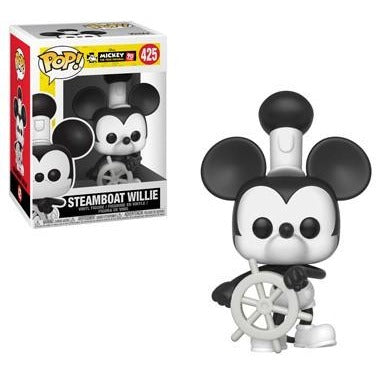 Pop! Mickey's 90th - Steamboat Willie