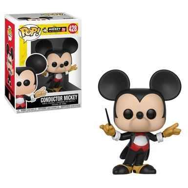 Pop! Mickey's 90th - Conductor Mickey