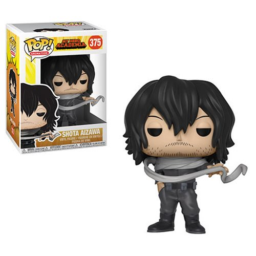 Funko My Hero Academia Shota Aizawa Pop! Animation Vinyl Figure #375