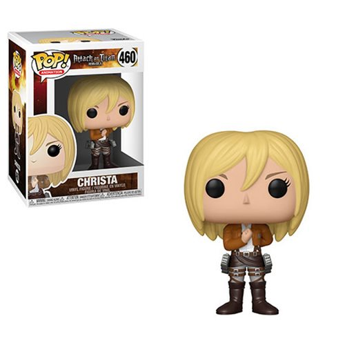 Attack on Titan Christa One-Armed Pop! Vinyl Figure #460