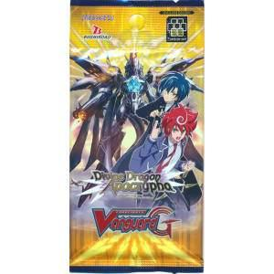 Cardfight Vanguard G: Divine Dragon Apocrypha Booster - ExtraDeck