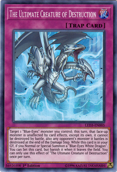 Legendary Duelists: White Dragon Abyss - The Ultimate Creature of Destruction