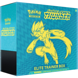 Pokemon: Lost Thunder Elite Trainer Box