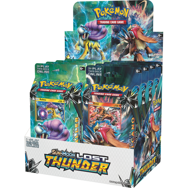 Pokemon: Lost Thunder Theme Deck