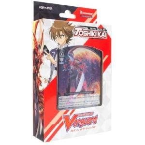 Cardfight!! Vanguard - Trial Deck V2 - Toshiki Kai - ExtraDeck