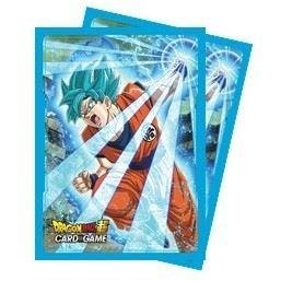 Ultra Pro Dragon Ball Super Sleeves Saiyan Blue Son Goku