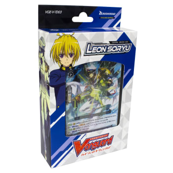 Cardfight!! Vanguard V Trial Deck: Leon Soryu