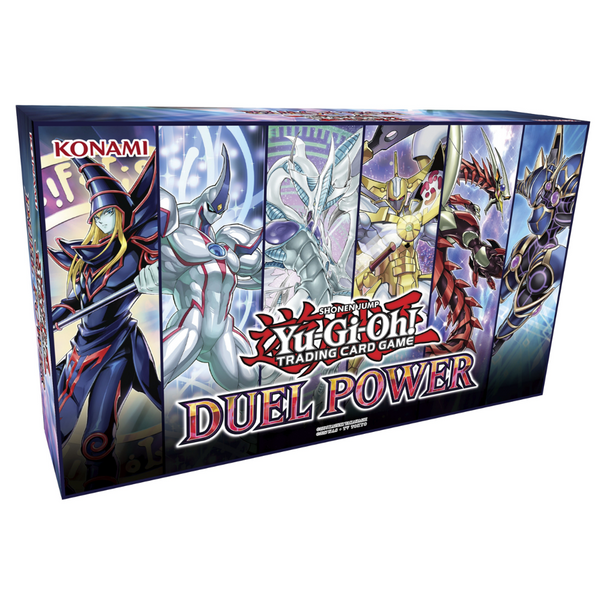 Yu-Gi-Oh! Duel Power Box (Pre-Order Ships April 2019)