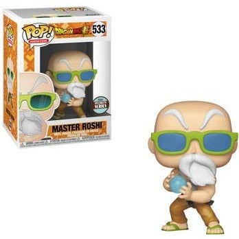 Dragon Ball Super Funko POP! Animation Master Roshi Max Power Special Series Exclusive Vinyl Figure #533 (Pre-Order Ships December)