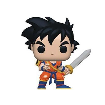 Funko Pop! Animation Dragon Ball Young Gohan With Sword GS Exclusive (Pre-Order Ships June 2019)