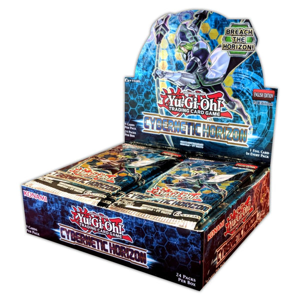 Yu-Gi-Oh! Cybernetic Horizon Booster Box