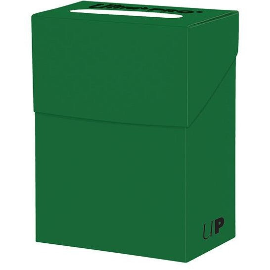 Deckbox: Solid Lime Green