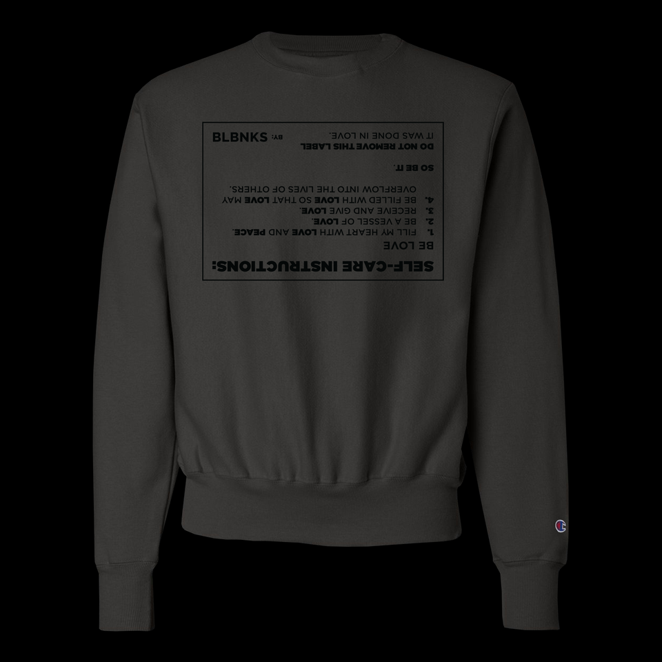 SELF-CARE | CREWNECK