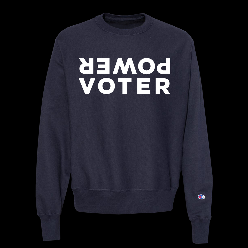 VOTER POWER | CREWNECK