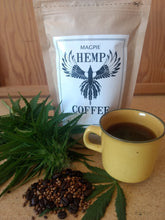 Load image into Gallery viewer, Magpie Hemp Coffee - 300g.