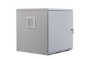 Orion 6u 600mm Wide x 600mm Deep Acoustic Wall Cabinet - Grey