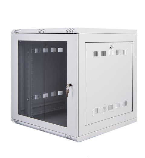 ORION 15U WALL MOUNTED CABINET 600MM WIDE X 600MM DEEP - GREY