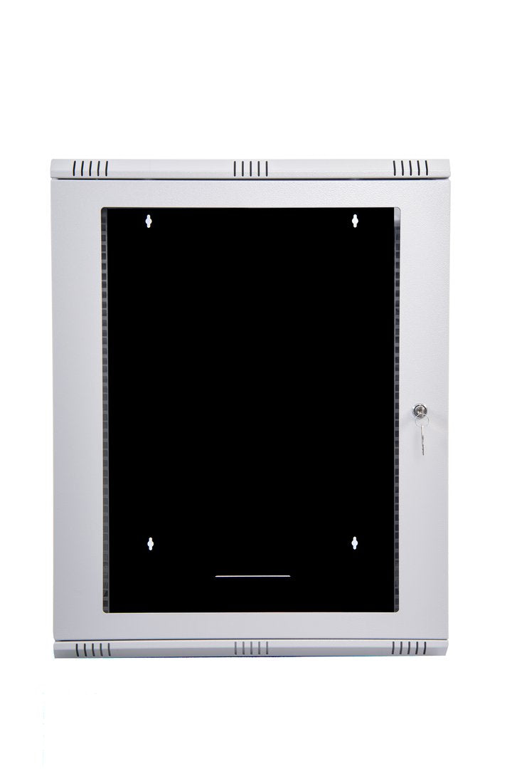 ORION 21U WALL MOUNTED CABINET 600MM WIDE X 450MM DEEP - GREY