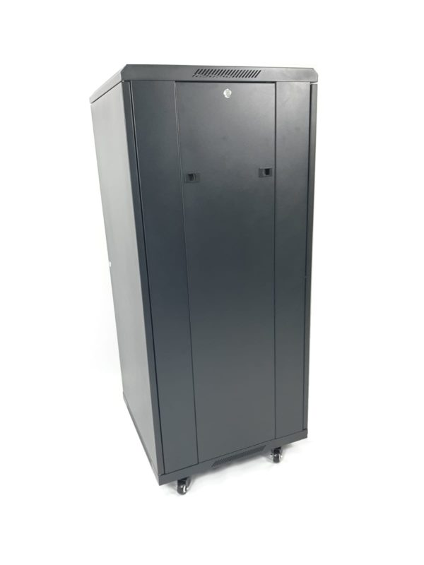 All-Rack 37U Floor Standing Server/Data Cabinet 600mm Wide X 800mm Deep