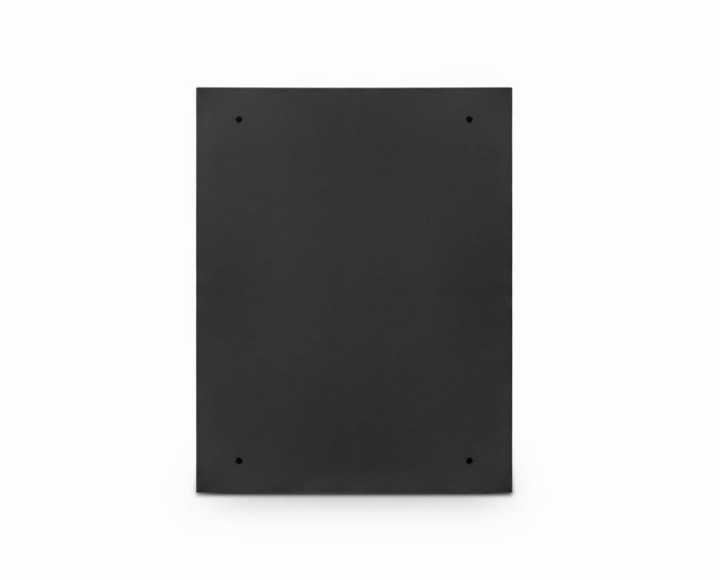 LMS Data Wall Mount Cabinet 12u 550mm  Wide x 550mm Deep Comms Cabinet With Shelf - Black