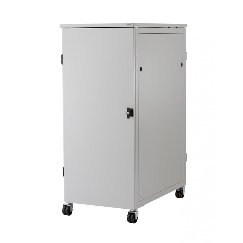 Orion 21u IP Rated Cabinet 600mm Wide x 1000mm Deep Server Cabinet - Grey