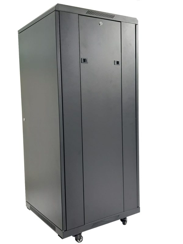 All-Rack 37U Floor Standing Server/Data Cabinet 800mm Wide X 600mm Deep