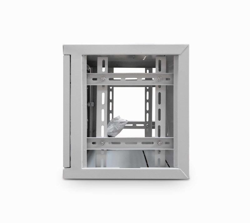 LMS Data Wall Mount Cabinet 6u 550mm Wide x 300mm Deep Comms Cabinet - Grey