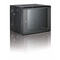 All-Rack Wall Mount Comms Rack 12U 600mm Wide x 550mm Deep 2 Part/Hinged Wall Mount Cabinet - Black