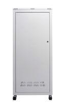 ORION 27U FREE STANDING DATA CABINET 600MM WIDE X 600MM DEEP - GREY