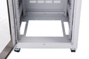 ORION 27U FREE STANDING DATA CABINET 600MM WIDE X 800MM DEEP - GREY