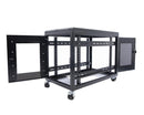 Orion 33u Value Server Rack 800mm Wide X 1200mm Deep - Black