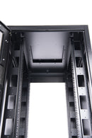 ORION 12U VALUE SERVER 800MM WIDE X 1000MM DEEP - BLACK
