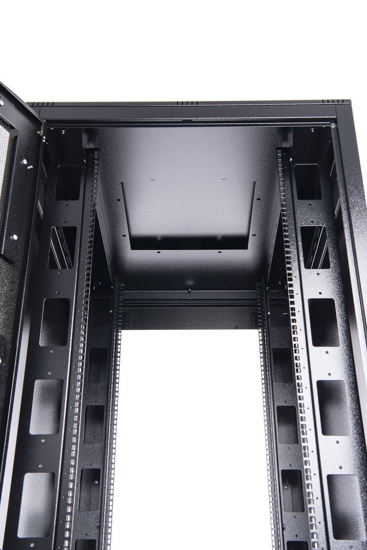 Orion 47u Value Server Rack 800mm Wide X 1200mm Deep - Black