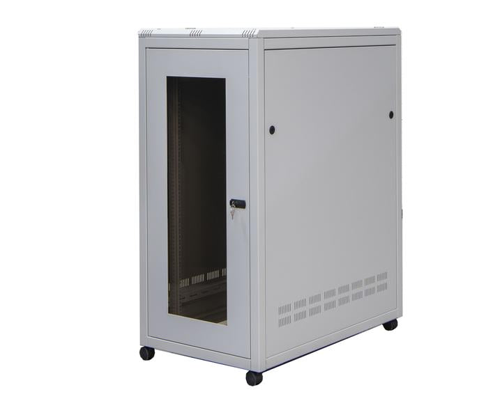 Orion 21u Value Server 600mm Wide X 900mm Deep - Grey