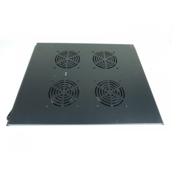All-Rack 4-Way Roof Fan Tray for 1000mm Deep Rack