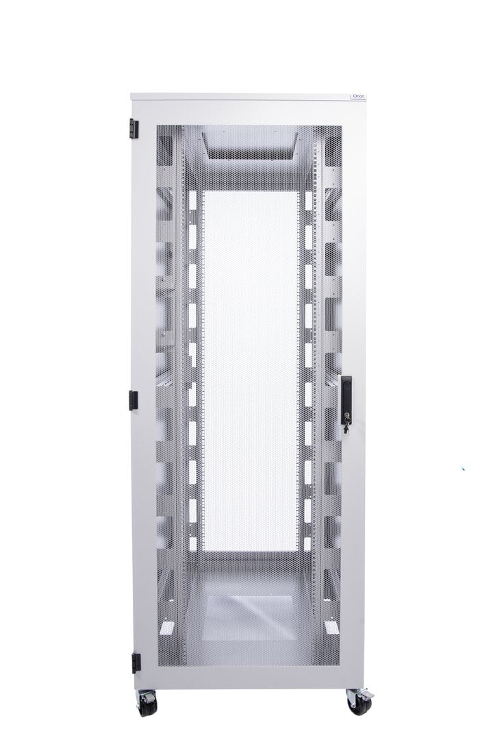 Orion 24u Floor Standing Premium Server Rack 800mm Wide X 1000mm Deep  - Grey