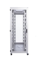 Orion 21u Floor Standing Premium Server Rack 800mm Wide X 1000mm Deep  - Grey