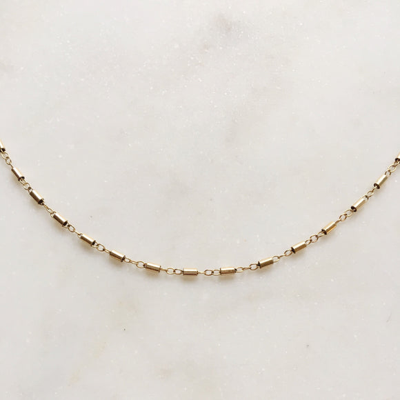 Gold Dash Choker