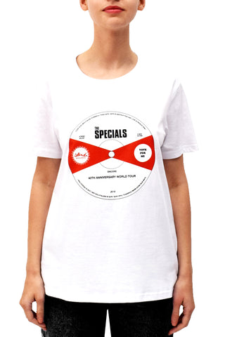 The Specials Vinyl Logo T-shirt