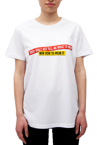 The Specials Thou Shalt Not T-shirt